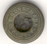 Back of button shows manufacturer. Horstmann Co.